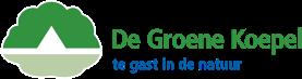 De groene koepel - logo
